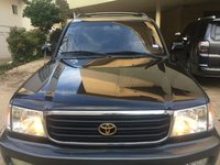 Picture of 2001 Toyota Land Cruiser 4 Dr STD 4WD SUV, exterior