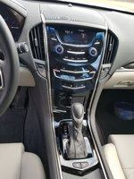 Picture of 2015 Cadillac ATS 2.5L, interior