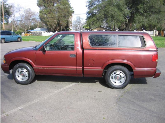 Picture of 1998 GMC Sonoma 2 Dr SLS Sport Standard Cab LB, exterior, gallery_worthy