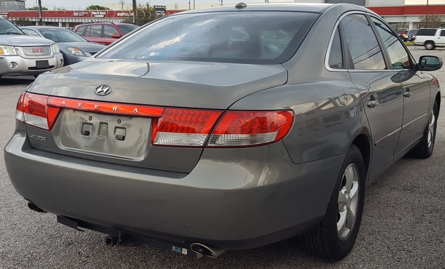 Picture of 2007 Hyundai Azera GLS