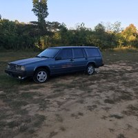 Picture of 1987 Volvo 740 Turbo Wagon, exterior