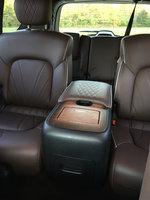 Picture of 2015 INFINITI QX80 Limited, interior