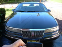 Picture of 1993 Lincoln Mark VIII 2 Dr STD Coupe, exterior