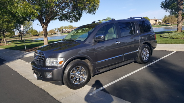 Picture of 2006 INFINITI QX56 4dr SUV