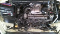 Picture of 1998 Nissan Altima GLE, engine
