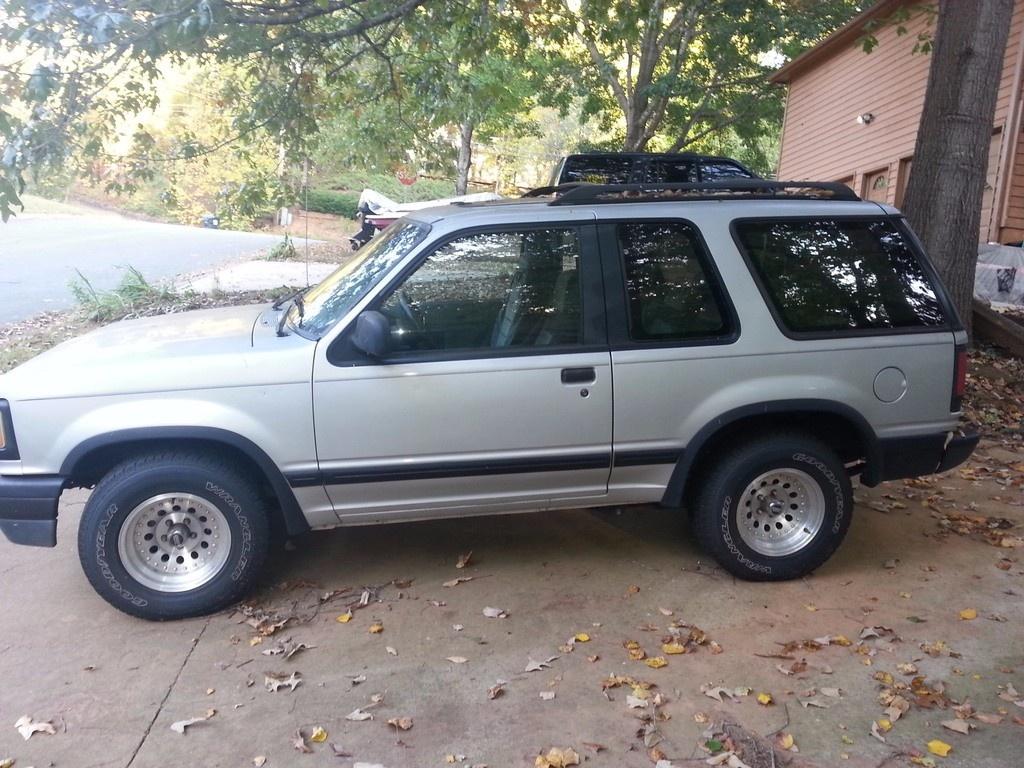 1991 Mazda Navajo - Overview - CarGurus