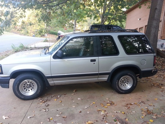 Picture of 1991 Mazda Navajo 2 Dr STD 4WD SUV