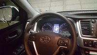 Picture of 2016 Toyota Highlander Hybrid Limited, interior, gallery_worthy