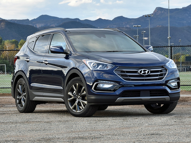 2017 hyundai santa fe sport overview cargurus. Black Bedroom Furniture Sets. Home Design Ideas