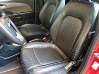 Picture of 2015 Chevrolet Sonic LTZ Hatchback, interior