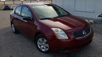 Picture of 2007 Nissan Sentra Base, exterior