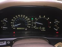 Picture of 1999 Lexus LX 470 4WD, interior, gallery_worthy