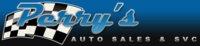 Perry's Auto Sales & Service, Inc. logo