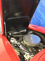 Picture of 1962 Chevrolet Corvette Convertible Roadster, engine