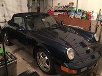 Picture of 1993 Porsche 911 Carrera Convertible, exterior