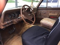 Picture of 1980 Jeep Wagoneer, interior