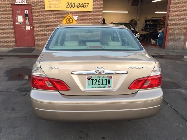 Picture of 2003 Toyota Avalon