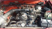 Picture of 1990 Mitsubishi Mighty Max Pickup 2 Dr STD Standard Cab SB, engine