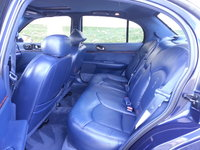 Picture of 1995 Lincoln Continental 4 Dr STD Sedan, interior