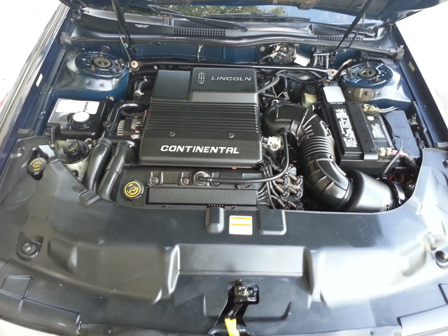 Picture of 1995 Lincoln Continental FWD, engine, gallery_worthy