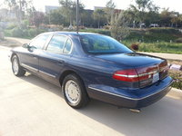 Picture of 1995 Lincoln Continental 4 Dr STD Sedan, exterior