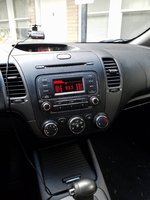 Picture of 2016 Kia Forte LX, interior