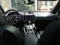 Picture of 2015 Porsche Cayenne S AWD, interior, gallery_worthy
