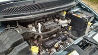 Picture of 2006 Chrysler Town & Country Limited, engine