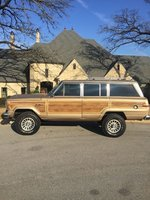 Picture of 1989 Jeep Grand Wagoneer 4 Dr STD 4WD SUV, exterior