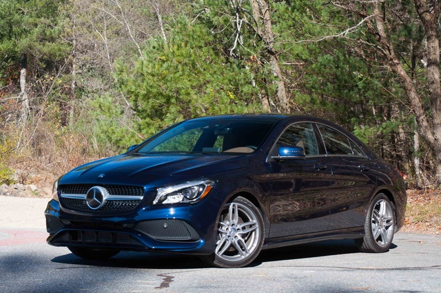 Amazing 2017 Mercedes Benz CLA Class Test Drive Review
