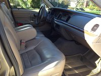 Picture of 2002 Ford Crown Victoria LX, interior