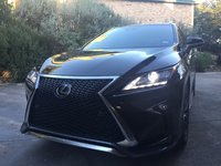 Picture of 2016 Lexus RX 350 F Sport, exterior