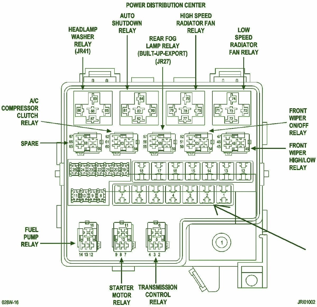 pic 7639269864944911098 1600x1200 2006 sebring fuse box diagram 2006 sebring horn fuse \u2022 free wiring 2004 colorado fuse box diagram at crackthecode.co