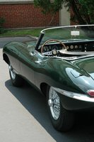 1968 Jaguar E-TYPE Overview
