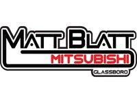 Matt Blatt Mitsubishi logo
