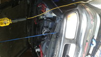 Picture of 1995 GMC Sonoma 2 Dr SLE 4WD Extended Cab SB, engine