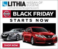 Lithia Nissan of Eugene logo