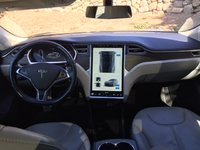 Picture of 2014 Tesla Model S Base 85 kWh, interior