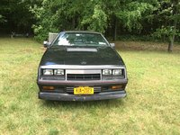1984 Dodge Daytona 2 Dr Turbo Z Hatchback, Front view, exterior
