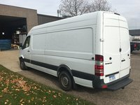 Picture of 2008 Freightliner Sprinter Cargo 2500, exterior, gallery_worthy