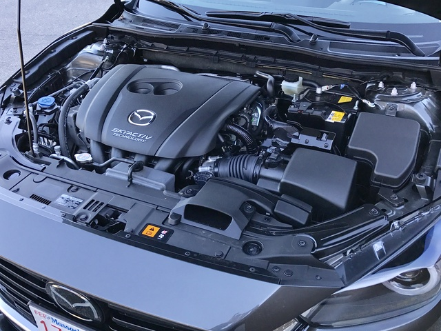 2017 Mazda 3 Engine >> 2017 Mazda Mazda3 Overview Cargurus