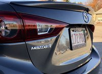 2017 Mazda MAZDA3, 2017 Mazda3 Rear Badge, exterior