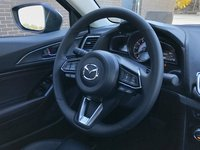 2017 Mazda MAZDA3 Grand Touring, 2017 Mazda3 Steering Wheel