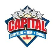 Capital Chrysler Jeep Dodge logo