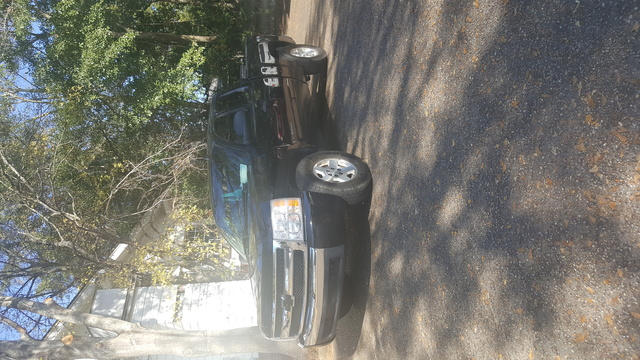 Picture of 2007 Chevrolet Silverado 1500 Work Truck Ext. Cab 4WD, exterior