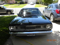 1972 Plymouth Duster, 1972 plymouth duster, exterior