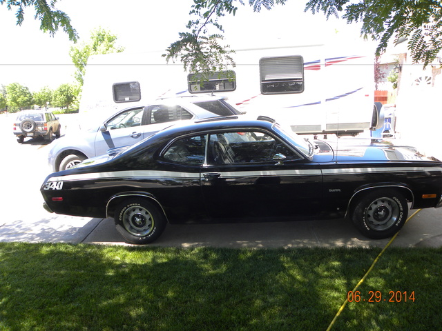 1972 Plymouth Duster, 340 , exterior, gallery_worthy