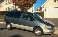 Picture of 1999 Toyota Sienna 4 Dr XLE Passenger Van, exterior