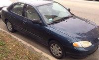 Picture of 1999 Hyundai Elantra 4 Dr GL Sedan, exterior
