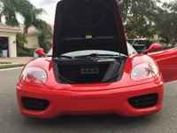 2003 Ferrari 360 Spider Picture Gallery